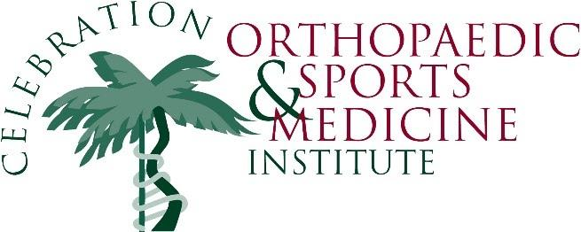 CELEBRATION ORTHO AND SPORTS MEDICINE